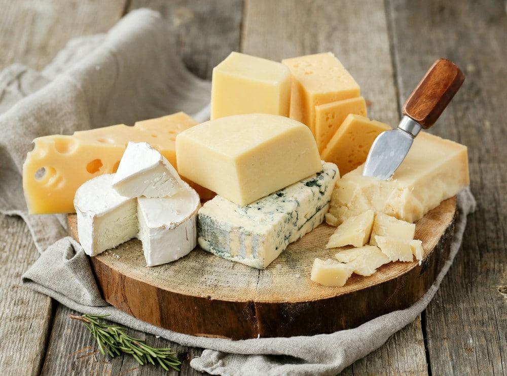 Benefícios do queijo